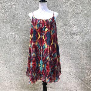 Alice + Olivia Rhi Tank Dress